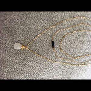 Jewelry - Maurelle Gold Quartz Layered Necklace